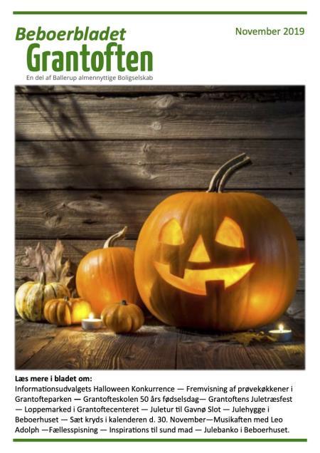 Beboerbladet Grantoften November 2019