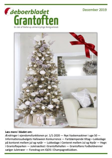 Beboerbladet Grantoften December 2019
