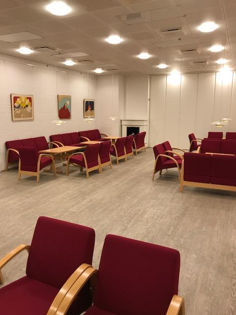 Selskabslokaler - Grantoften - En del af Ballerup almennyttige Boligselskab